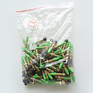 100pcs Brass Tubeless Valves ready for Shipping